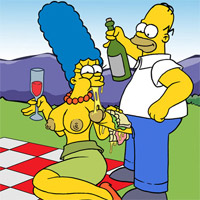 Horny Simpsons