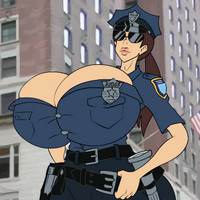 Officer Juggs: MNF Metropolis Thanksgiving Parade