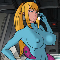 Samus the Tentacle Trap